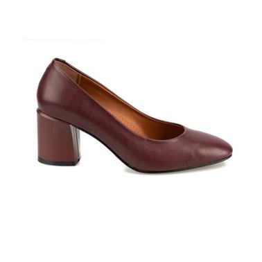 Polaris Ayakkabı Bordo